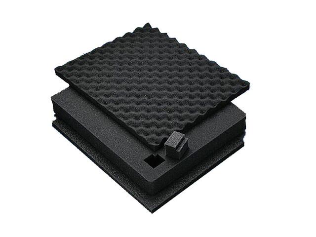 Peli Relleno de espuma - para caja 1750 negro